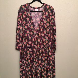LuLaRoe Sara Duster, NWOT, medium